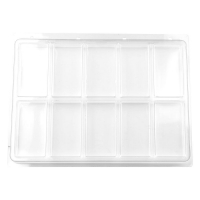 Blister Packs 10-Kammern/compartments