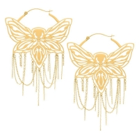 Cercei lant Moth