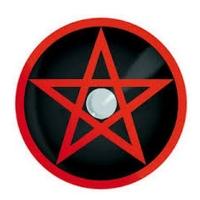 rosu Pentagram ochi Pairs