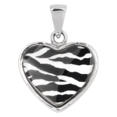 Casting Zebra-Style inima