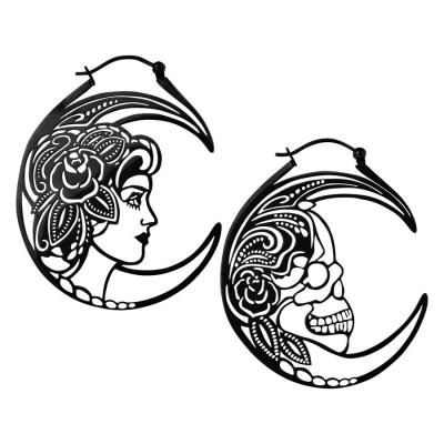 Cercei craniu Couple