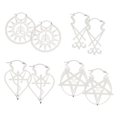 Cercei Set Wicca argint
