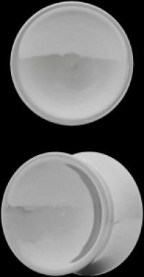 Concave Flarosu - otel chirurgical Basicline - Plugs, Tunnels