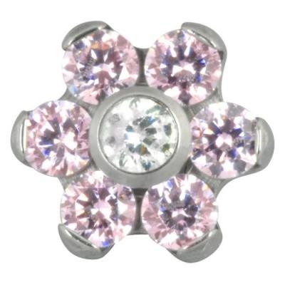 cristal floare Dermal ancora
