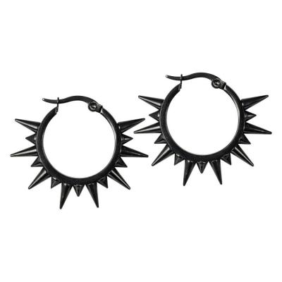 Earrings cu spini