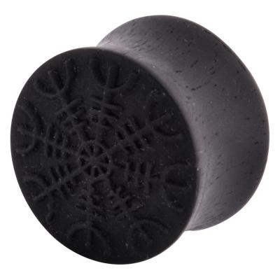 Helm of Awe on negru lemn