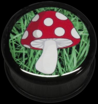 ilustratie Toadstool - PMMA - Plugs, Tunnels