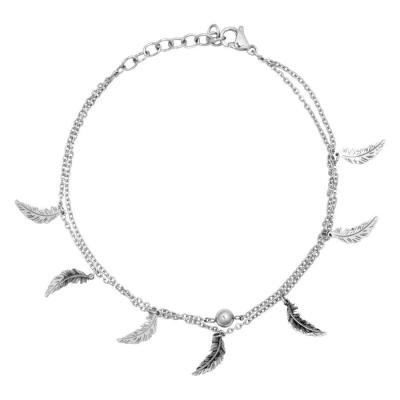 lant Feathers Multilayer glezna