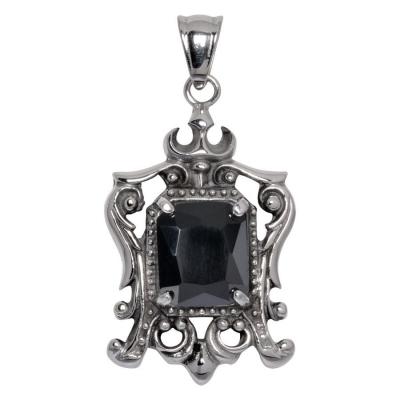 negru Ornament