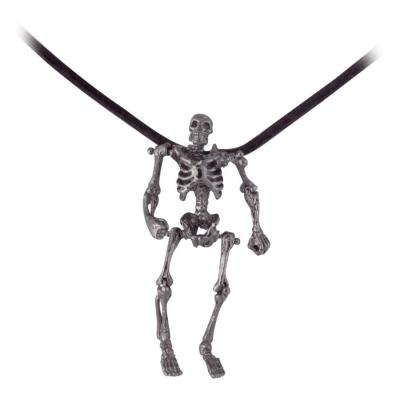 negru Skeleton