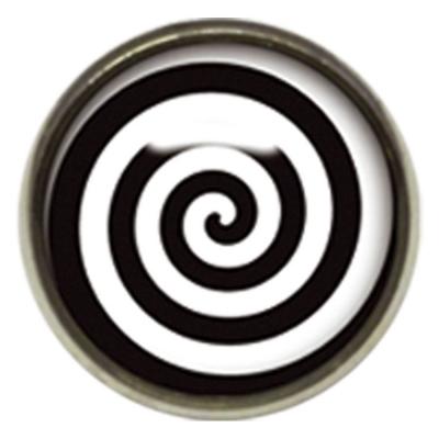 negru spirala pentru intern cu filet