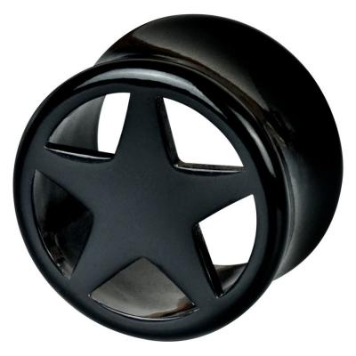 negru stea