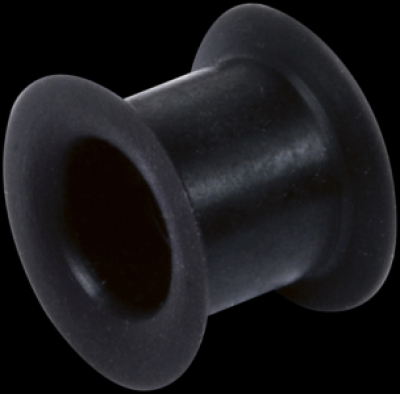 Piercing Silikon Flesh Tunnel silicone Wildcat