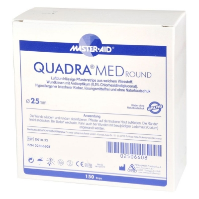 Quadra Med Round