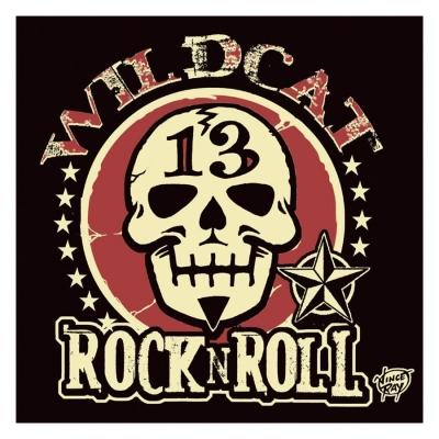 Rock 'n' Roll craniu subtire