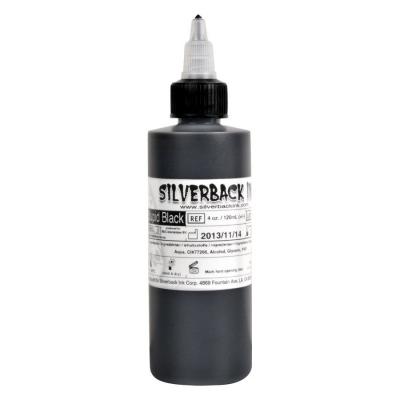 Silverback Ink Stupid negru