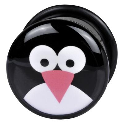 Single Flared Logo Penguin