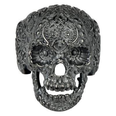 Tattooed craniu