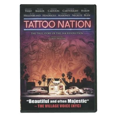 tatuaje Nation DVD