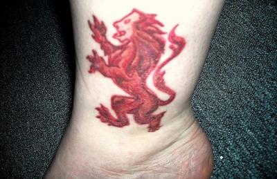 Tatuaje - Tatuaje glezna
