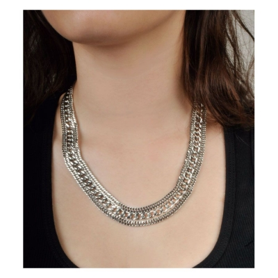 Three Chains Necklace