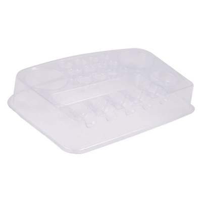 Transparent Disposable Quick Tray