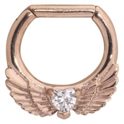 Winged inima