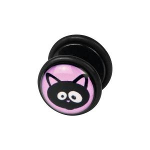 Kitten Reloaded - otel chirurgical Blackline - Plugs - imitatii